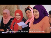 Embedded thumbnail for ورشة الفنون كسياق للتعليم الجامع