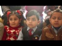 Embedded thumbnail for فيديو عن فعالية يوم القراءة الوطني في مركز الطفل غزة/ مؤسسة عبد المحسن القطان