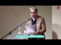 "Embedded thumbnail for إطلاق ديوان ""ترجمة باخ"" للشاعر بدر عثمان"